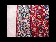 Timurian Bari - Lavaggio e Decolorazione tappeti orientali. - YouTube