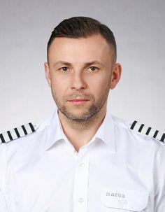 Przemek Mazur - Helicopter pilot