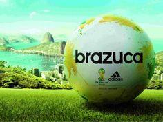 Adidas Brazuca, a bola da Copa de 2014 Going to get sometime!!!!