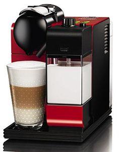 Oferta: 211.56€ Dto: -18%. Comprar Ofertas de DeLonghi Lattissima Plus EN 521.R - Cafetera de monodosis (19 bares, preparación automática de Cappuccino, apagado automático barato. ¡Mira las ofertas!
