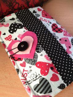 #DIY fabric #organizer (beginners sewing) Tutorial and pattern