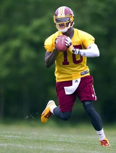 Leonard Hankerson has been fully cleared to play. Will he emerge as a top WR target for #RGIII? #Redskins