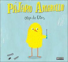 Pájaro amarillo,