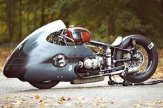 Moto Sprintbeemer by Lucky Cat Garage