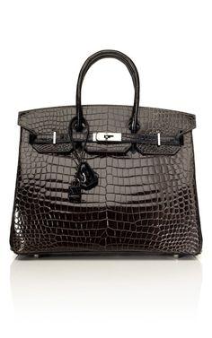 Black Hermès Birkin