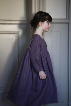 La Princesse au petit pois: Collection Printemps-Eté 2012...photo by Anne Soulier