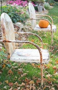 Trick or Treat   rusty hinge                                                                                                                                                                                 More