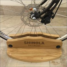 I'm not sure this is a Shinola® Bicycle Wrist Watch specifically, but a finely crafted Vintage Bicycle does draw attention and speak to implied craftsmanship. Though the Museum Case portion can be . Bike Holder, Bike Rack, Shinola, Vintage Bicycles, Display, Retail, Museum, Draw, Watch