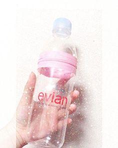 SNSで大流行してる!evianの空ペットボトルのリメイクがすごい!