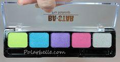 @polarbelle is giving away this rad BA Star Tropical Eyeshadow Palette Plus Body Shimmer Base #polarbelle #fingerscrossed