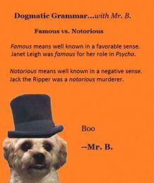 Dogmatic Grammar with Mr. B - Google Search