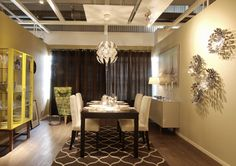 Home.co.id   Inspirasi: Ronal Surapradja : Inspirasi Rumah dari IKEA Living Room Inspiration, Living Rooms, Ikea, Chandelier, Ceiling Lights, Dining, Home Decor, Lounges, Food