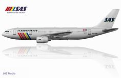 Scandinavian Airlines (SAS) Airbus A300-600