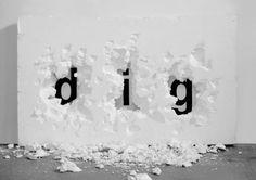 "SHIFT   NEWS   DANIEL ARSHAM/SNARKITECTURE ""DIG"""