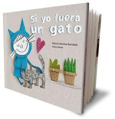Si yo fuera un gato - Ilustradora Anna Llenas