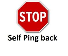 A blog pings all the pinging service that you have updated. Whenever you link your post to one of your own old post, it will automatically sent a ping back or self ping. Some people find this feature useful. Others find it very annoying.  Lets see how to stop self ping of your own post.