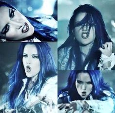Alissa White-Gluz in the War Eternal music video by Arch Enemy!!! \M/