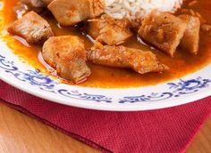 Paprika de poisson #DanOn #recette
