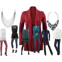 """CAbi Fall '14 """"Joy Sweater"""" Mix It Up kathyueoka.cabionline.com. #CAbiclothing"""