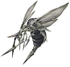 Hornet from Pandora's Tower