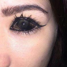 ㅐㅂㅅ D ㅂ Я Soft Grunge, Grunge Style, Skulduggery Pleasant, Eye Images, Aesthetic Eyes, Creepy, Eye Makeup, Horror, Instagram