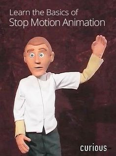 Learn the basics of stop motion animation and get started on your own epic productions! This tutorial covers setup, software, and animation principles. Clay Animation, Learn Animation, Animation Stop Motion, Stop Motion Movies, Film Class, Motion Video, Film D'animation, Art And Technology, Sketches