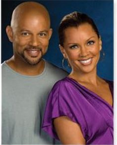 Brother and Sister Chris Williams and Vanessa Williams