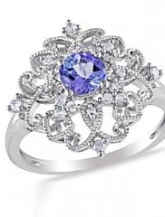 High Quality Elegant Silver 925 Ring for Weddin... – USD $ 26.09