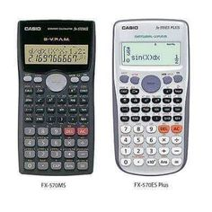 Which one? Maths, Calculator