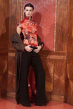 Jean Paul Gaultier, Autumn/Winter 2001, Couture