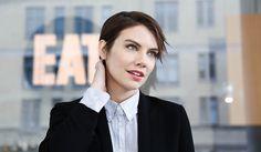 Lauren Cohan (Maggie)