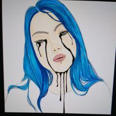 Billie eilish  #fanart #art #digitalart #artwork Billie Eilish, Fanart, Digital Art, Artwork, Work Of Art, Fan Art