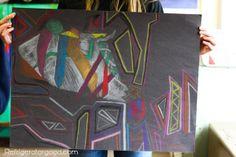 HS Art Lesson//Cubism by Refrigerator-good, via Flickr