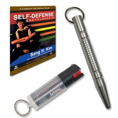 Self Defense Gift Set now available at http://www.karatemart.com/