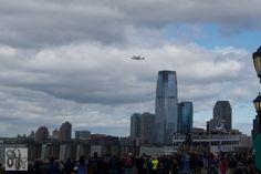 The Space Shuttle Enterprise Arriving In New York City (April 27, 2012) #14