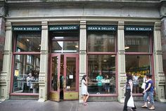 Dean and Deluca New York City