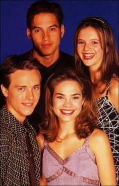 the fab 4..General Hospital.Lucky, Liz, Nickolas and Emily--my fav couples are now a memory...