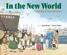 In the New World: A Family in Two Centuries – Charlesbridge