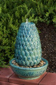 Camerota Ceramic Fountain | Alfresco Home