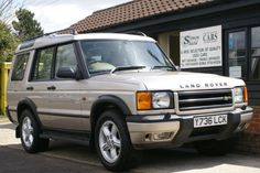 Land Rover Discovery 2.5 Td5 Es - check it out at simonshieldcars.co.uk/showroom
