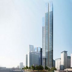 Foster+++Partners+submits+plans++for+UK's+tallest+residential+tower