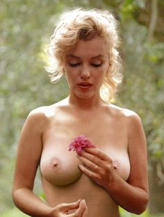 (MM) Marilyn Monroe (a rose by any name is still a rose. http://dunway.us