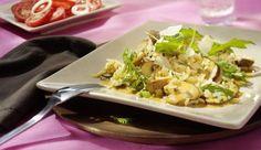 Lust auf ein einfaches, leckeres Reisgericht? Dann solltest du dir den cremigen Champignon-Reis von MAGGI genauer ansehen.