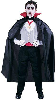vampire costumes for 5t boys | Classic Vampire - Childrens Halloween Costumes [CS003571] - £15.95 ...
