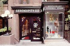 Serendipity 3 - 225 East 60th St. - Order a Frrrozen Mochaccino and read about the time S took D to this very spot. (You Know You Love Me) - serendipity3.com