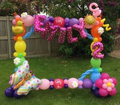 Balloon Bouquet, Balloon Arch, Balloon Garland, Balloon Decorations, Birthday Decorations, 4th Birthday Parties, Birthday Diy, Birthday Balloons, Ballon Arrangement