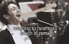 that laugh, honestly if you ever think you lost your smile, listen to this guy laughing and it´ll come back to you