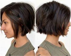Thin Straight Hair, Thin Hair Cuts, Bobs For Thin Hair, Short Thin Hair, Fine Thin Hair, Thin Hair Pixie, Thin Hair Haircuts, Short Bob Hairstyles, Thin Hair Bob Haircut