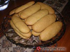 Μούρλια Κουλουράκια Λαδιού #sintagespareas Cookie Pie, Recipe Images, Cake Cookies, Hot Dog Buns, Pickles, Cucumber, Bread, Vegetables, Recipes