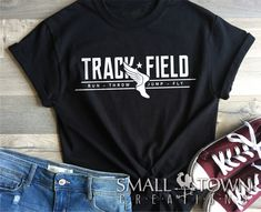 61 Trendy basket ball shirts for dads sports Sports Logo, Sports Shirts, Team Shirts, Track Team, Wing Shoes, How To Make Tshirts, Track And Field, So Little Time, Team Logo